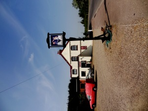 The Vulvan Arms at Sizewell.