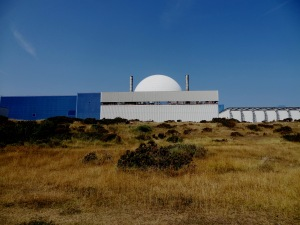 Sizewell Nuclear Power Station.