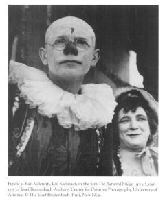 Valentin in 'The Bartered Bride' (